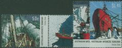AAT SG160a-3 Antarctic Supply Ships set of 4 including pair